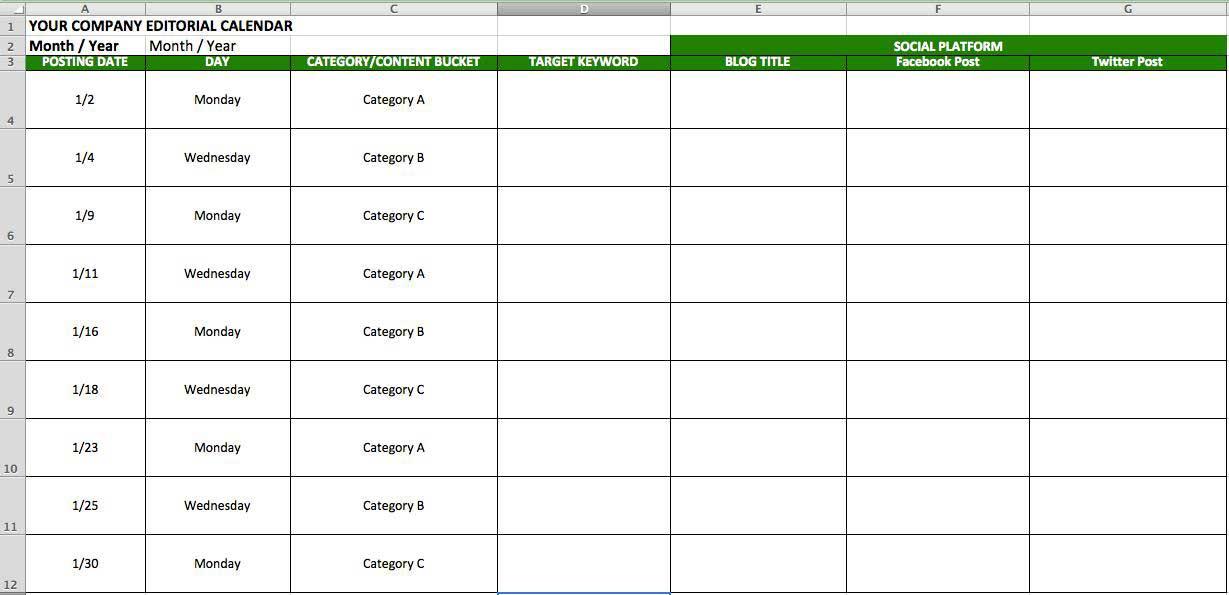 example of distribution plan