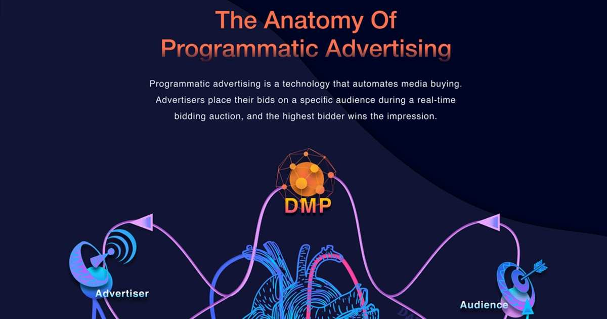 The Anatomy and Current State of Programmatic Advertising [Infographic]