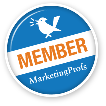 I'm a MarketingProfs member!