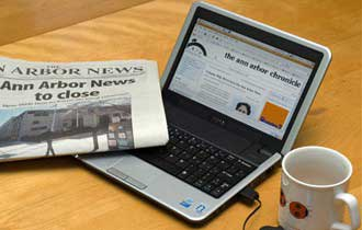 Newspaper Sites Attract 38% of Internet Users