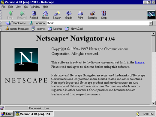 110722-07. 6. 1994: The Commercial Dawn of Online