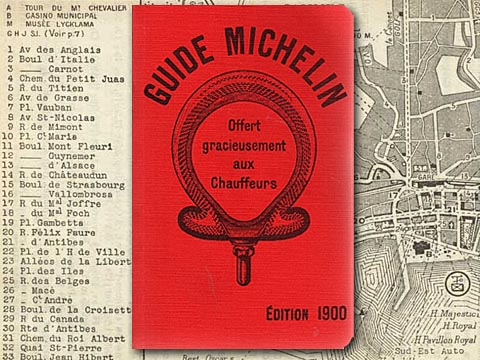110722-03. 2. 1900: The Michelin Guides