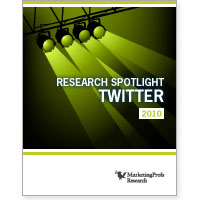 Research Spotlight: Twitter