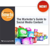 The Marketer's Guide to Social Media Content