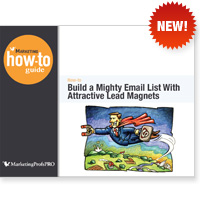Build a Mighty Email List With Attractive Lead Magnets