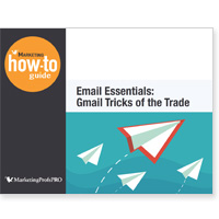 Email Essentials: Gmail Tricks of the Trade