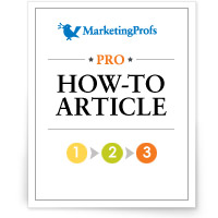 MarketingProfs Article