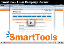 Watch the SmartTools: Email Campaign Planner product tour video