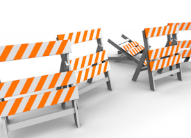 Demolish the Roadblocks on Your Website: Clearing a Path for Customer Action, Sales and Loyalty